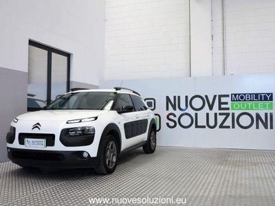 begagnad Citroën C4 Cactus 1.6 BlueHDi 100 Stop&Start Shine