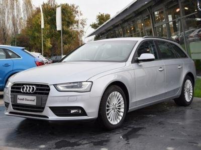 usata Audi A4 Avant 2.0 TDI 190 CV clean diesel multitronic