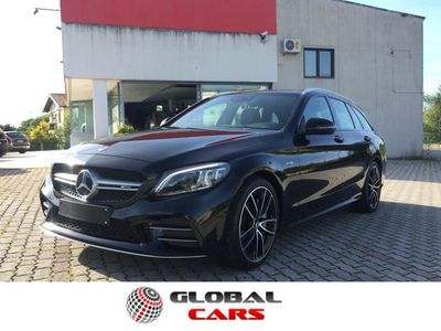 usata Mercedes C43 AMG AMG S.W. 4Matic/Distronic/Burnmester/Panorama/Multib