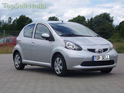 usata Toyota Aygo 1.4 Turbodiesel 5 Porte Neopatentati Usato