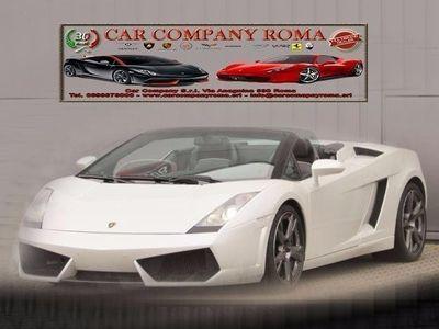 usata Lamborghini Gallardo Spyder E-gear Usato