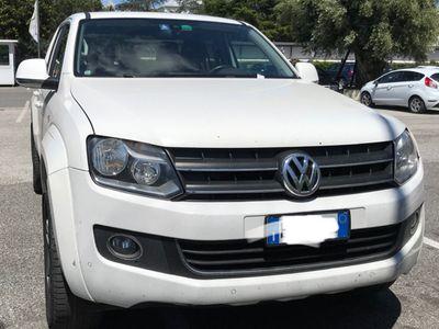 used VW Amarok 180cv ( 2000cc) automatico
