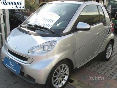 usata Smart ForTwo Cabrio Cabrio 1000 62 KW Passi - 2007