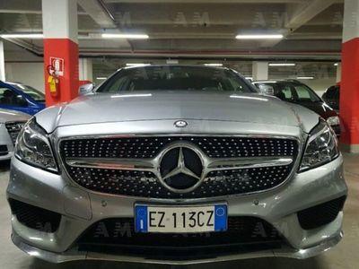 usata Mercedes CLS250 Shooting Brake SW BlueTEC 4Matic Premium usato