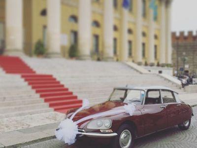 usado Citroën DS 21 del 1968 semiautomatica