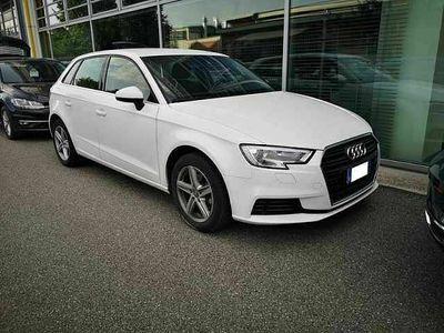 usata Audi A3 Sportback 30 1.5 g-tron business 131cv s-tronic