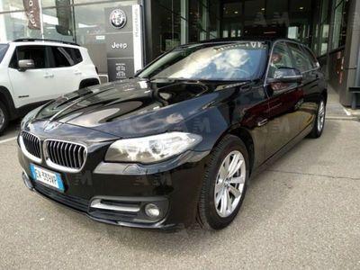 usata BMW 525 Serie 5 Touring d Business aut. usato