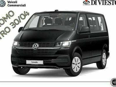 usata VW Caravelle Caravelle6.1 2.0 TDI 110CV PC Trendline