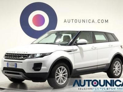 brugt Land Rover Range Rover 2.2 TD4 PURE SOLO 57.274 KM PELLE CRUISE SENS LED Brescia