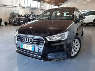 usata Audi A1 1.4 TFSI S tronic S line edition del 2016 usata a Roma