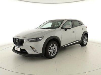 usata Mazda CX-3 1.5d Exceed awd 105cv auto