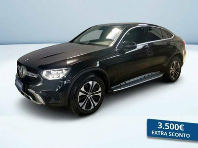 usata Mercedes 220 CLASSE GLC COUPE GLC Couped Sport 4matic auto