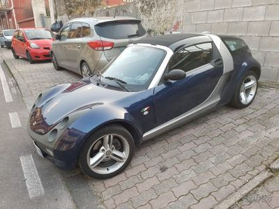 gebraucht Smart Roadster coupè