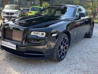 usata Rolls Royce Wraith cielo stellato