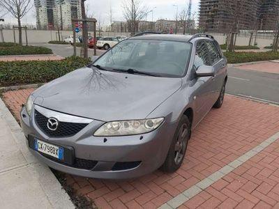 usata Mazda 6 2.0 CD INTERNI IN PELLE