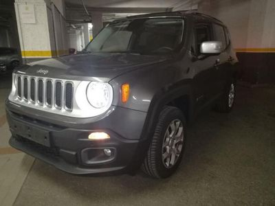 usado Jeep Renegade 2.0 Mjt 140CV 4WD Active Drive LOW Limited