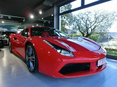 usata Ferrari 488 488 GTBGTB -Garanzia Ufficiale -