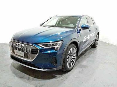 usata Audi E-Tron e-tron - 55 quattro Advanced del 2019 usata a Triggiano