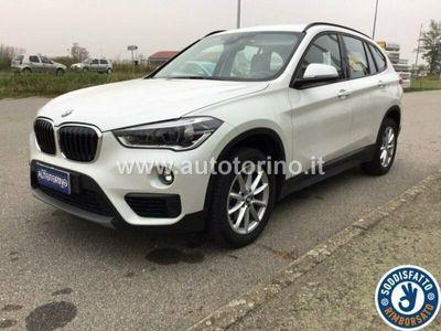 usata BMW X1 X1sdrive18d Business auto my18