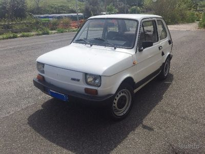 second-hand Fiat 126 - 1987 fsm 650