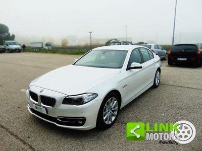 usata BMW 520 d Xdrive Luxury, anno 2014, totalmente finanziabile, tagliandi certificati