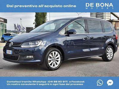 usata VW Sharan 2.0 tdi Highline Business 177cv dsg