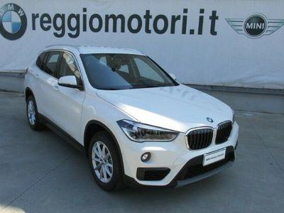 usata BMW X1 xDrive 18d xLine
