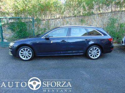 usata Audi A4 Avant 2.0 TFSI Ultra S-Line Tagliandata Nazionale