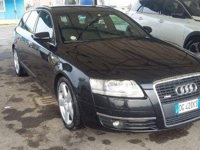 brugt Audi A6 s-line 3.0 tdi 4x4 tiptronic anno 2008