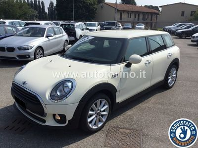 usata Mini One D Clubman X4 BOOST LINE