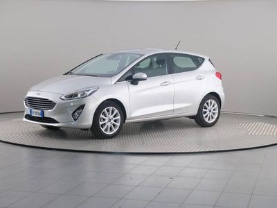 usata Ford Fiesta 1.5 Tdci 85cv Titanium