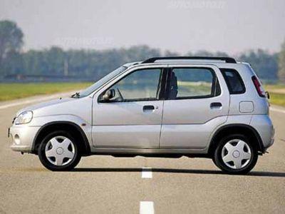 brugt Suzuki Ignis 1.3i 16V cat 4WD GL