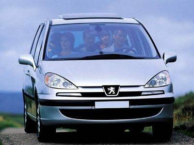 usata Peugeot 807 2.2 hdi - omologato 8 posti