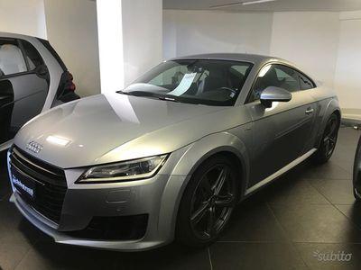 usata Audi TT Coupé 2.0 TDI ultra S line