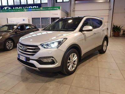 brugt Hyundai Santa Fe Santa Fe2.2 CRDi 2WD A/T XPossible