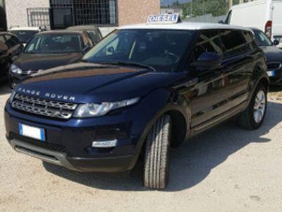 usata Land Rover Range Rover evoque RR2.2 td4 2015