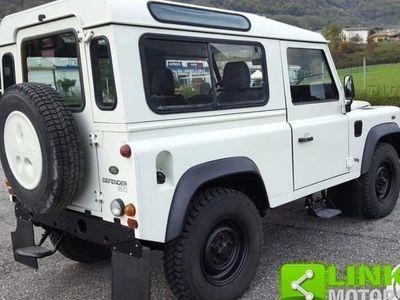 brugt Land Rover Defender 90 2.5 TD5 - 2001