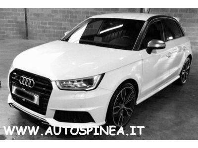 usata Audi S1 SPB 2.0 TFSI quattro #navi #xeno #sensoriant+post