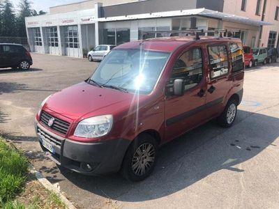 begagnad Fiat Qubo 1.4 8V 77 CV Active Gpl