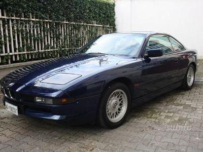 usata BMW 850 Ci 300CV - MANUALE - ASI TARGA ORO - 1991
