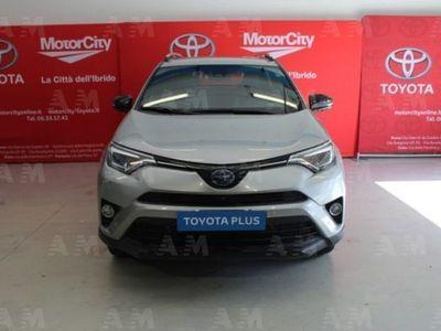 usata Toyota RAV4 Hybrid 4WD Dynamic del 2018 usata a Roma