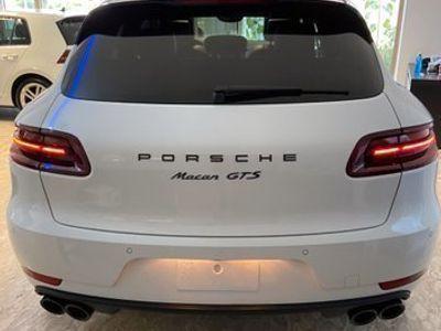 usata Porsche Macan 2017 gts 3.0 benzina pari al nuovo