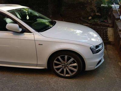 begagnad Audi A4 Avant 2.0 TDI 177CV quattro S tronic