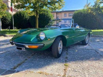 usata Alfa Romeo GT Junior Spider 1300(Duetto) *TARGA ORO*