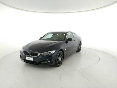 usata BMW 428 Serie 4 Coupé i xDrive Luxury del 2014 usata a Grumello del Monte