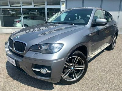 usata BMW X6 xDrive30d Futura ** EURO 5 ** no superbollo **