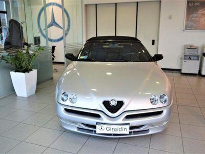 gebraucht Alfa Romeo Spider 1.8i 16V Twin Spark cat - POCHI KM DA AMATORE!!