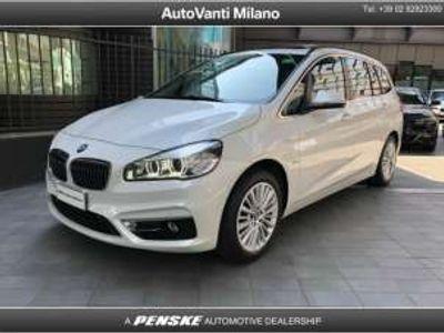 usata BMW 220 Gran Tourer d xdrive luxury aut. diesel