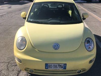 brugt VW Beetle NewTDI usato