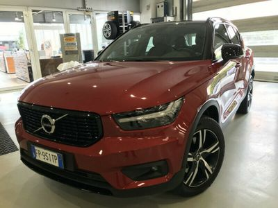 usata Volvo XC40 T5 AWD Geartronic R-design